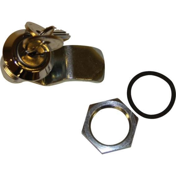 Sylinder lås for gamle nebb skap