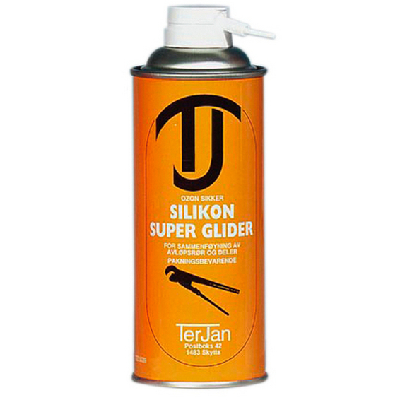 Terjans Super Glider silikon Spray 400 ML