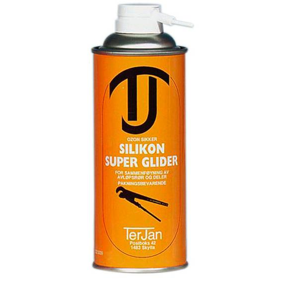 Terjans Super Glider silikon Spray 400 ML