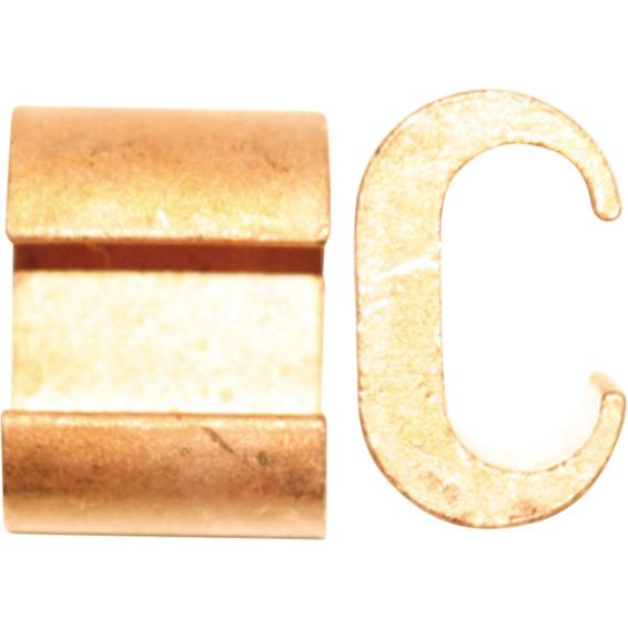 C-8-6 C-klemme 35mm², avgrening 25mm²