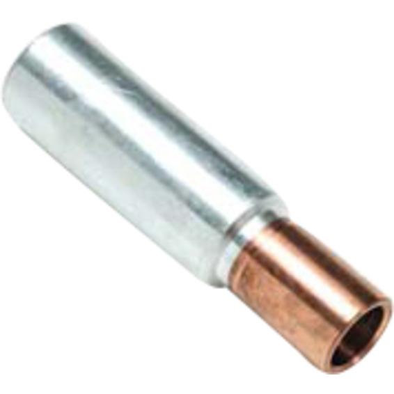 Presskjøtehylse overgang AL/CU AKS 25-16