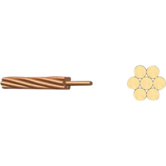 Kobberwire KGF 25mm² (7X2,24)