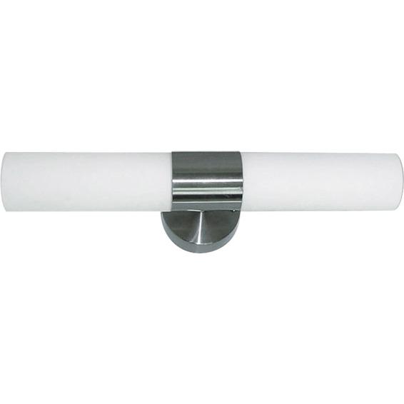 Vegglampe Auriga 40w E14 IP44 Kl.2