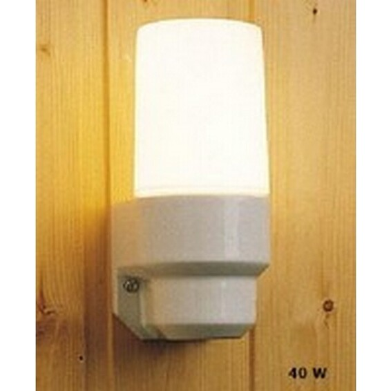 BADSTU lampe IFØ 6081-10 40W E14