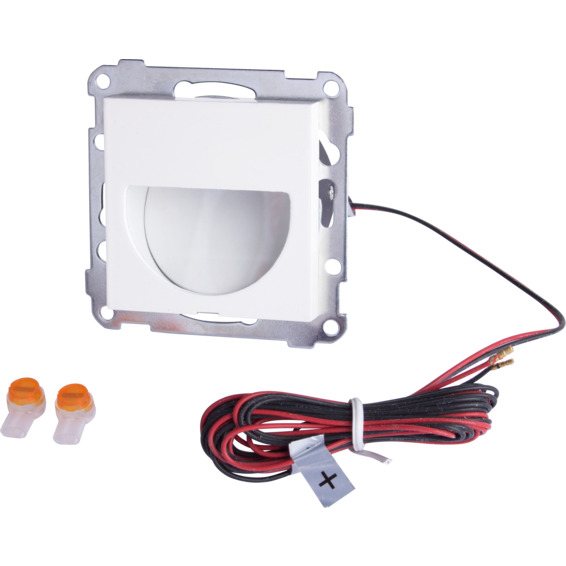 LED veggarmatur 1W for ramme PH