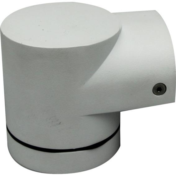 Utelampe Vegg Mimas Enkel Hvit GU10 IP55