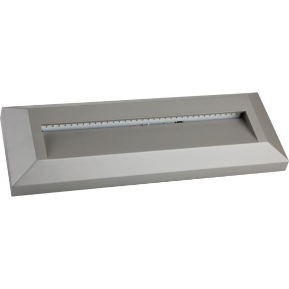 Park Vegglys Sølv 3,5W LED IP65