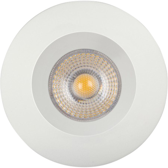 IsoCob 10W LED 2700K Matt Hvit