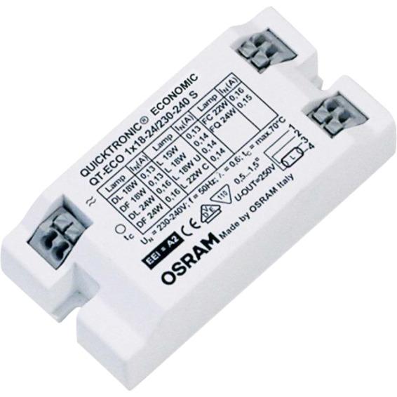 Kompaktlys ballast 1x4-16W