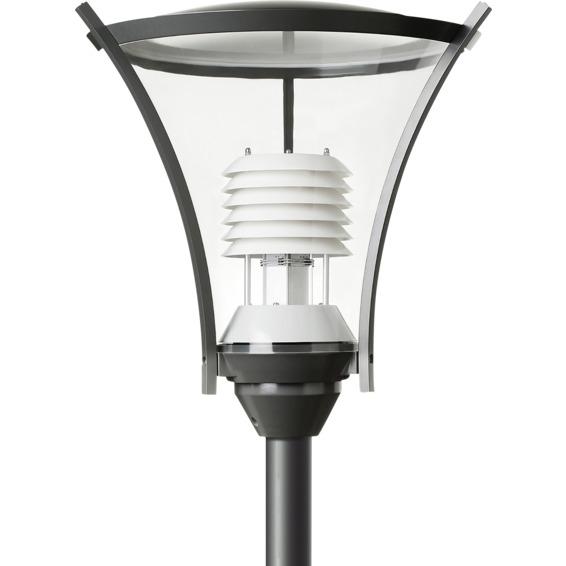 Athene Park Clear LED 830 45W DK GY/WT