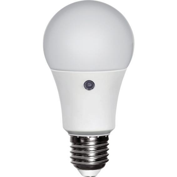 LED Pære Sensor 6,5W E27