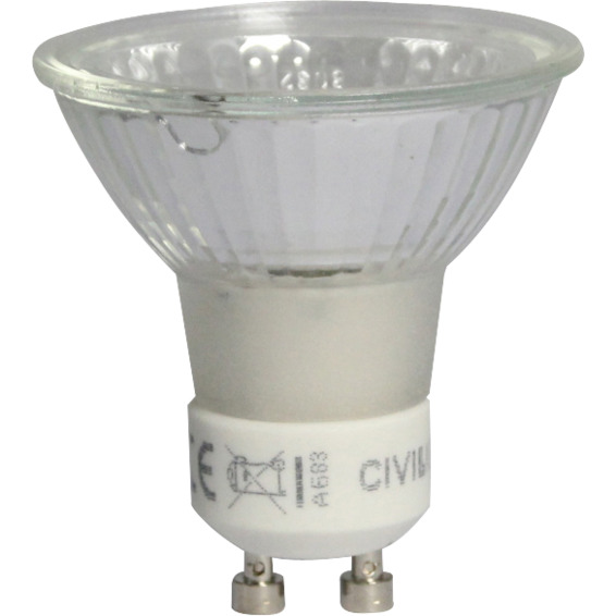 LED Pære Dim to Warm 6W GU10 Glass