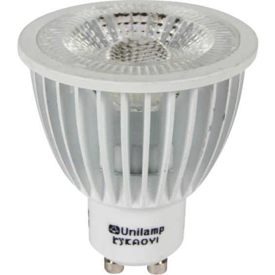 Prismacob+ LED 6,5W GU10 Hvit