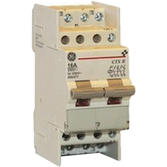 Modulkontaktor 25A 4P 230VAC 2M