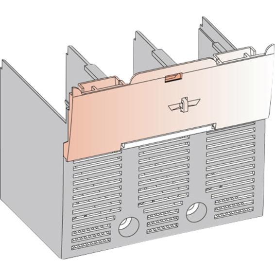 Tilkoblingsdeksel FE 4 Pol sett a 2 stk FEJL4