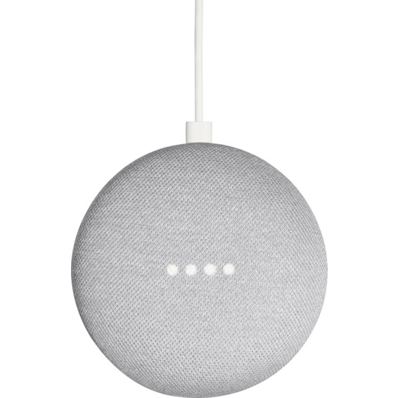 Google Home Mini Chalk Nordics