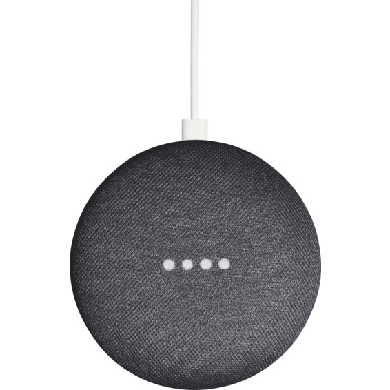 Google Home Mini Charcoal Nordics