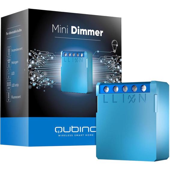 Qubino Z-Wave mini dimmer