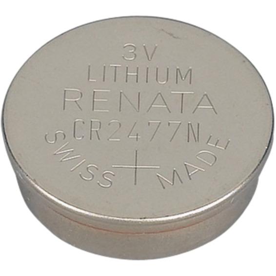 Batteri type 2 CR2477N Lithium 3V CBTZ-00/02
