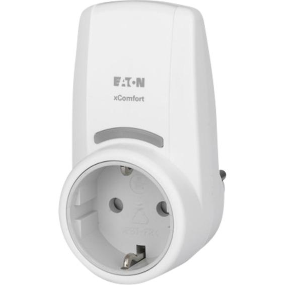 xComfort Hvit pluggbar dimmeaktuator 250W med EMS
