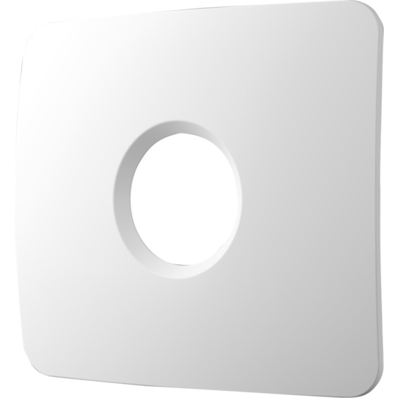 Fresh Intellivent Sky Frontplate Hvit