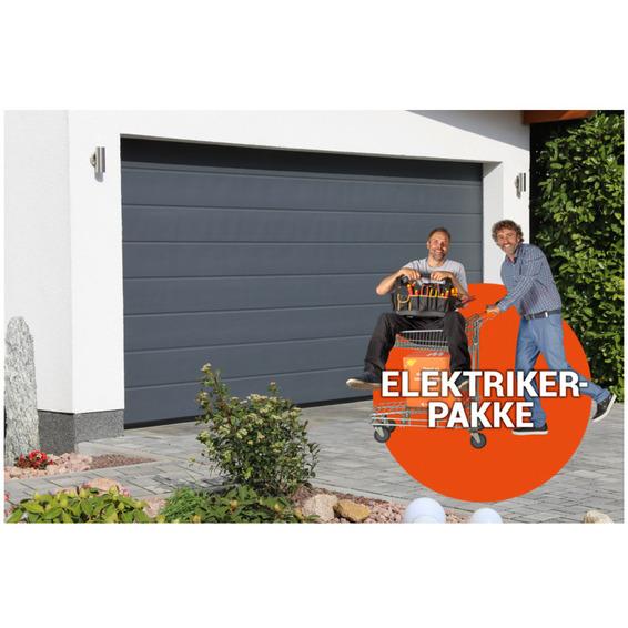 Ferdig montert garasje inntil 50 m2 u/elbillader