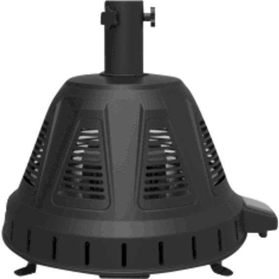 Terrassevarmer Gulv for Parasoll 1500W