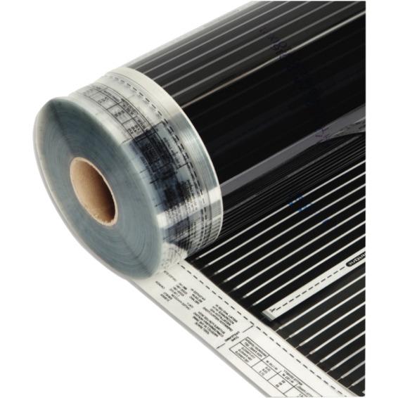 Varmefolie flexwatt 40cm bredde - 60w/m2