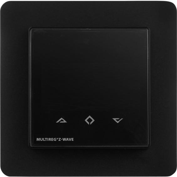 Plastkit til Heatit Z-Wave termostater sort