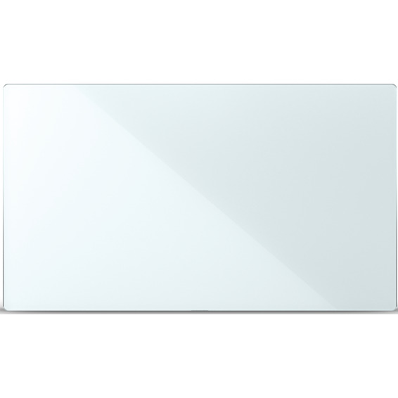 Clip On Glass hvit til 1000W panel