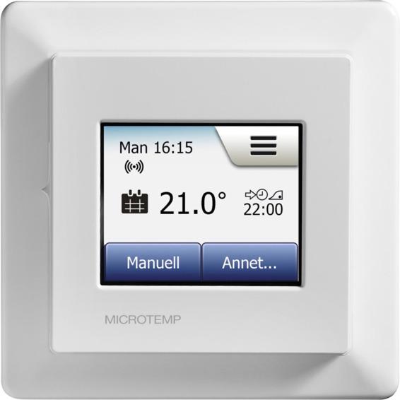 Termostat WiFi MWD5 1999 hvit