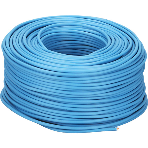 PN 6mm² Blå Bunt 10m