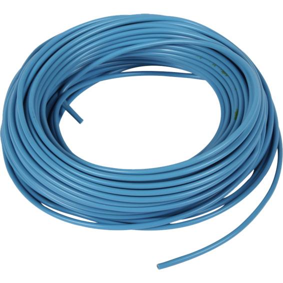 PN 4mm² Blå Bunt 25m