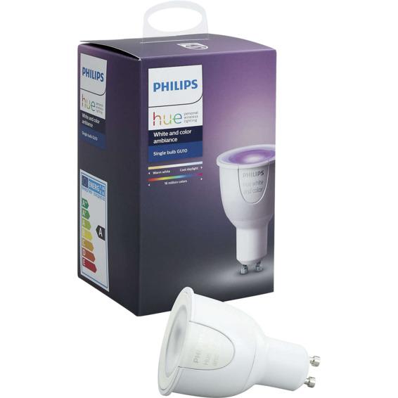 Philips Hue WCA GU10 Lyskilde 6,5W