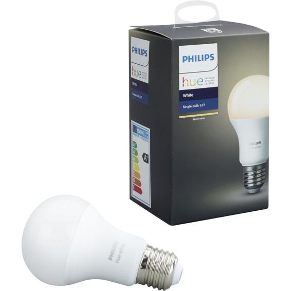 Philips Hue W E27 Lyskilde 9,5W A60
