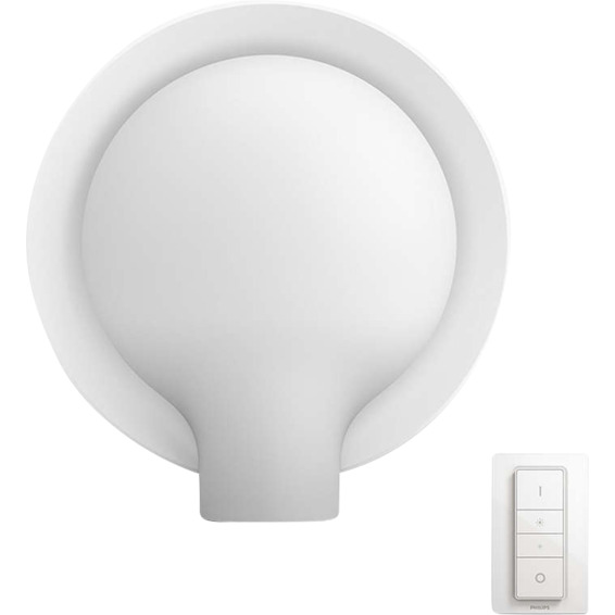 Philips Hue WA Felicity Bordlampe 9.5W Hvit ink dim