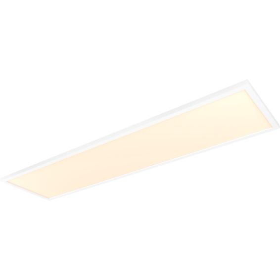 Philips Hue WA Aurelle Taklampe Rektangel 120x30 Hvit 55W