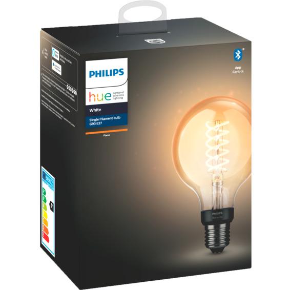 Philips Hue W E27 Filament G93 7W BLT