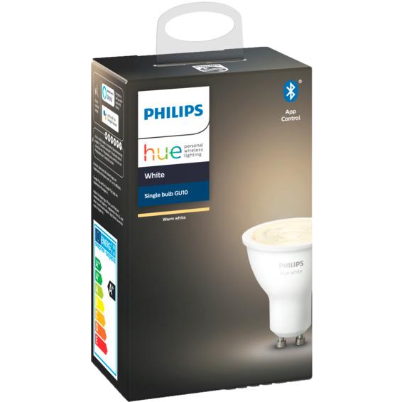Philips Hue W GU10 Lyskilde 6W BLT