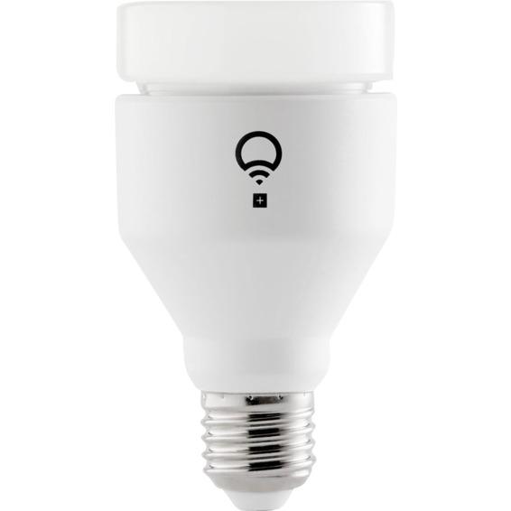 LIFX+ RGB E27 WiFi Smart LED Lysklide (infrarød)