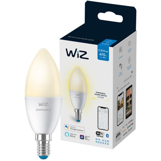 WiZ Lyskilde W 4,6W C37 E14 WiFi