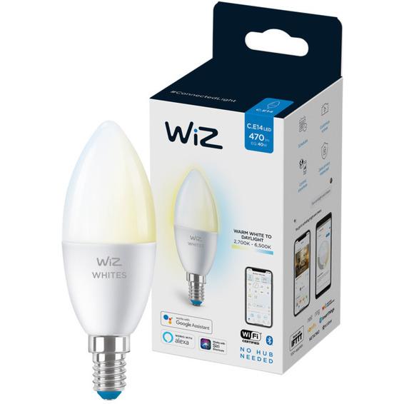 WiZ Lyskilde WA 4,6W C37 E14 WiFi