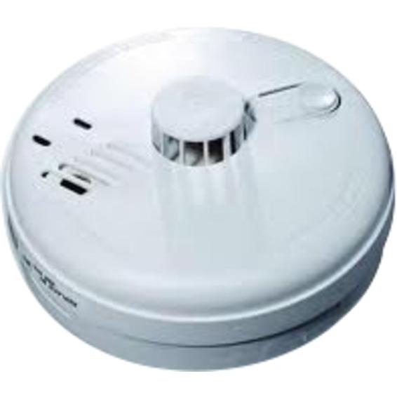 Varmedetektor 230VAC seriekobling