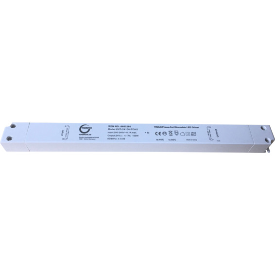 Driver dimbar LED strip 24V 100W IP20