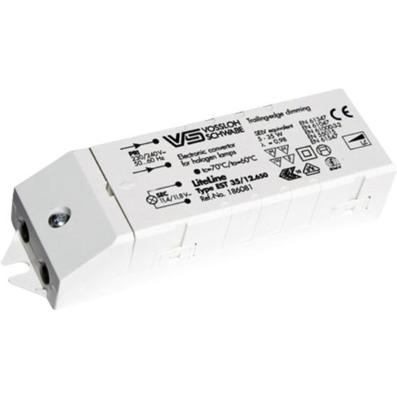 TRAFO Elektronisk 12V 5-35w VOSSLOH SCHVABE