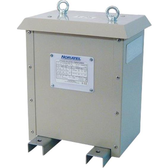 TRAFO 3-F 6,3 kVA 400/230