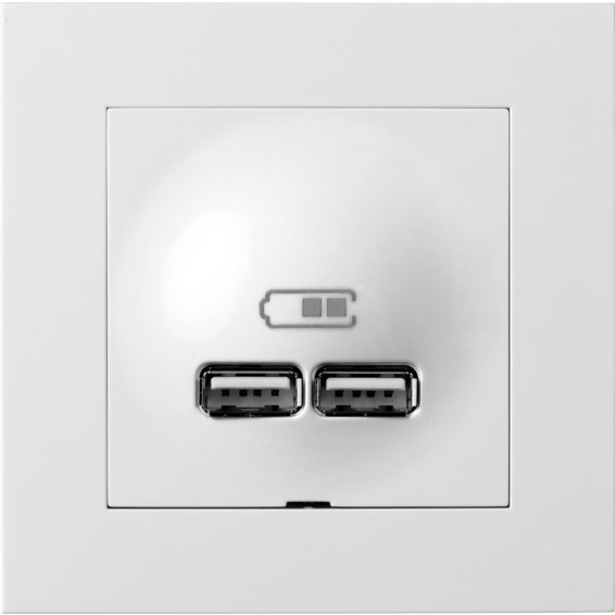 Plus USB lader 2,1A I PH
