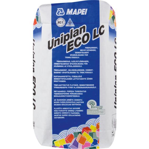 Uniplan Eco LC 20KG avrettingsmasse