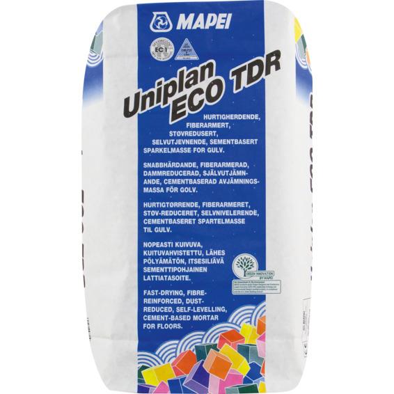 Uniplan Eco TDR 20kg avrettingsmasse