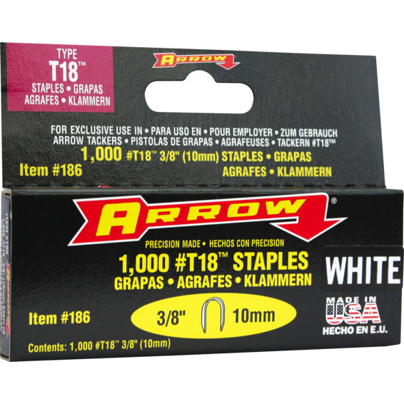 Arrow Kabelstift T18 3/8